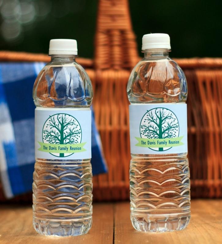 Adesivos para Garrafa de água Valor ABCD - Adesivos para Garrafa de água