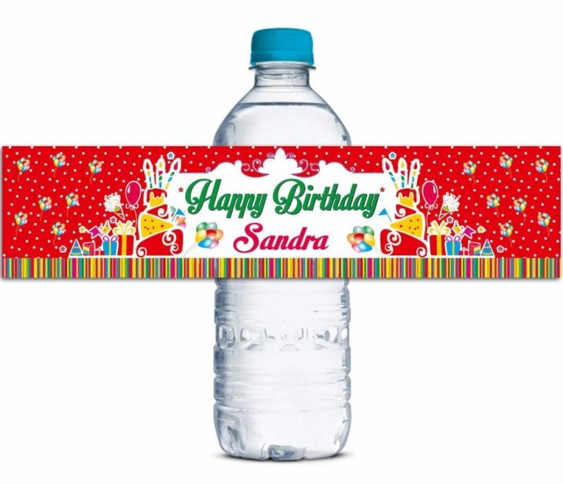 Comprar Adesivos para Garrafa de água Mooca - Adesivos para Parede