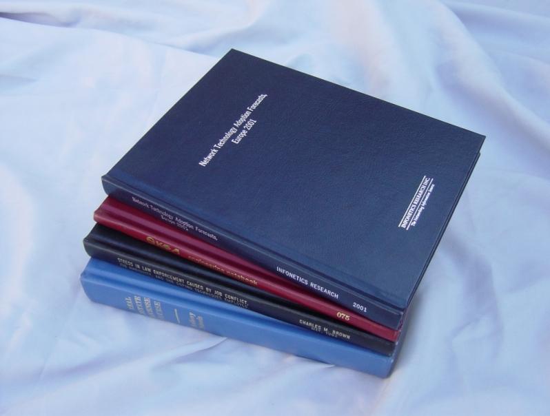 Encadernação de Monografia Valor Sacomã - Impressão e Encadernação
