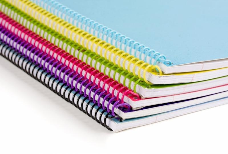 Impressão de Apostila Colorida Embu das Artes - Impressão Offset Apostila
