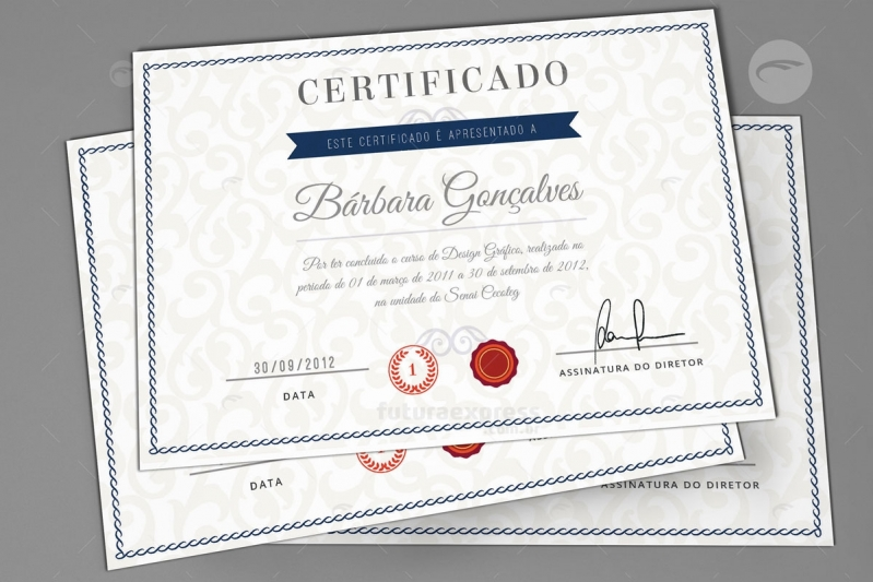 Impressão de Certificados São Lourenço da Serra - Impressão Digital de Livros
