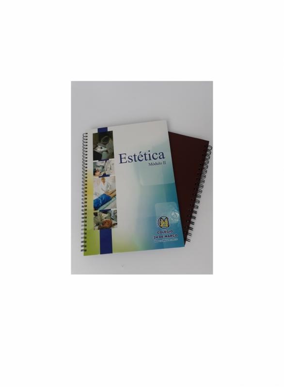 Onde Faz Impressão Apostilas Preto e Branco Vila Carrão - Impressão de Apostilas Treinamentos
