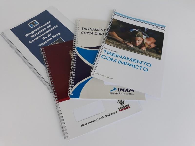 Quanto Custa Encadernação de Livros São Bernardo Centro - Impressão e Encadernação