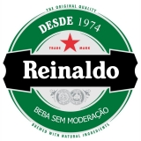 adesivo logotipo de empresa José Bonifácio