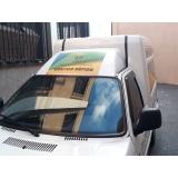 adesivo para carros empresa Campo Limpo