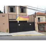 banner para fachada Vila Esperança