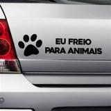 comprar adesivo de empresa para carros Capão Redondo