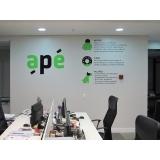 comprar adesivo de parede para empresa Pirituba