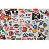 comprar adesivo para carros empresa Santa Ifigênia