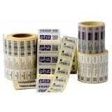 impressão digital adesivo preço Anhangabaú