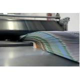impressão offset rotativa
