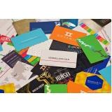 onde encontro impressão de cartão de visita Vila Formosa