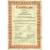 onde encontro impressão de certificados Jockey Club
