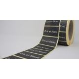 onde encontro impressão digital adesivo Bom Retiro