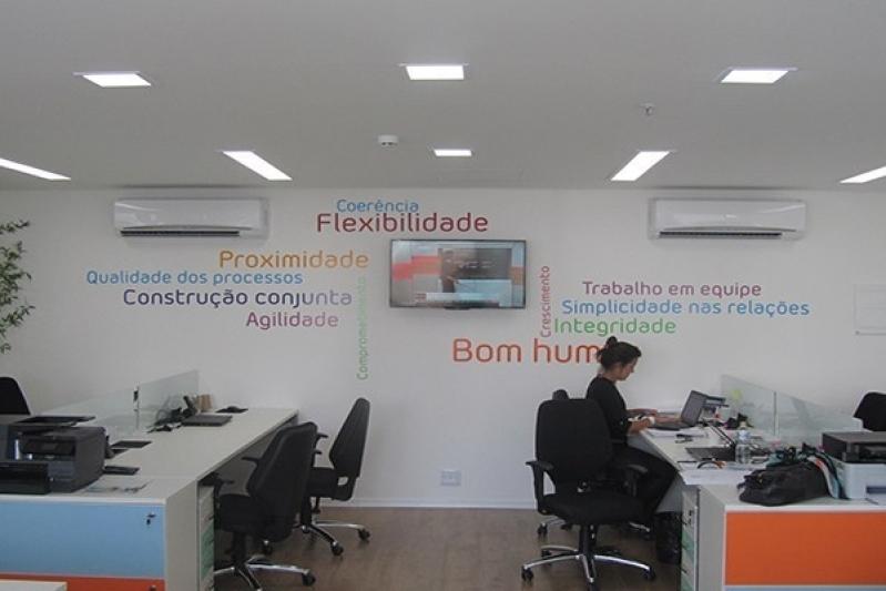 Comprar Adesivo Empresa Casa Verde - Adesivo para Parede de Empresa