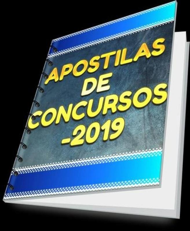 Comprar Impressão de Apostilas Concursos Jardim São Paulo - Impressão Apostila Offset