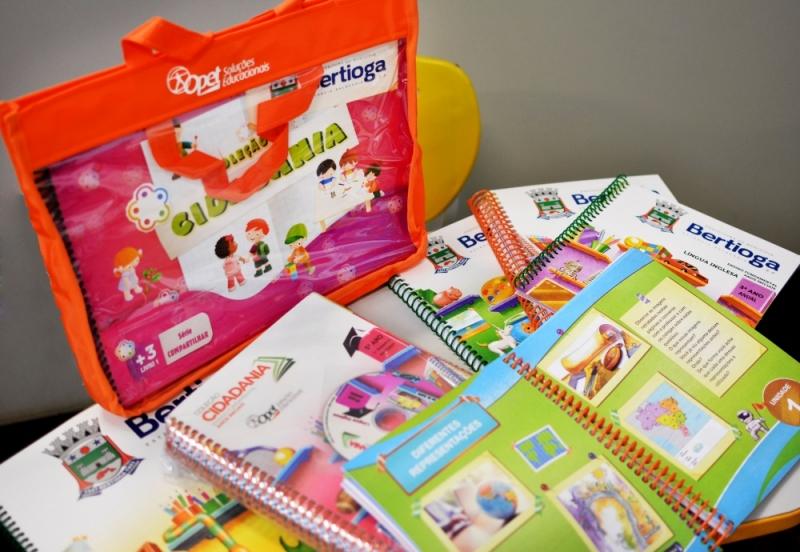 Empresa Que Faz Impressão de Apostilas Escolares São Domingos - Impressão Apostila Escolar