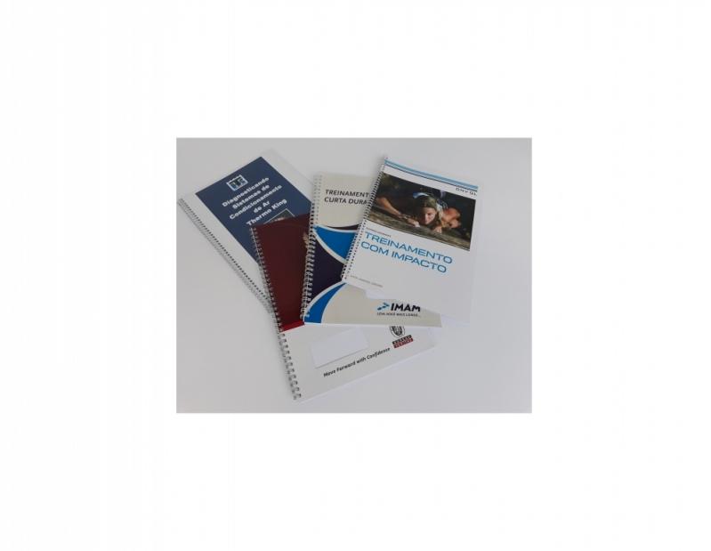 Encadernação Apostila Bixiga - Impressão de Apostilas Concursos