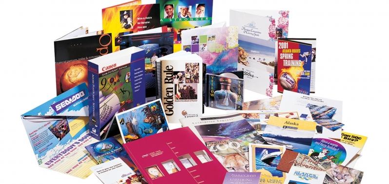 Encadernação e Impressão Preço Santa Isabel - Impressão e Encadernação