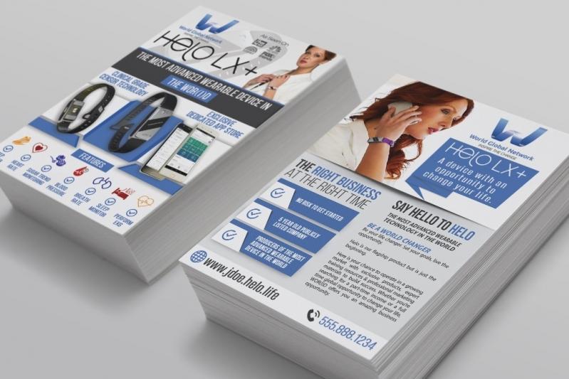 Impressão Offset para Empresa Morro dos Ingleses - Impressão Offset Tiragem