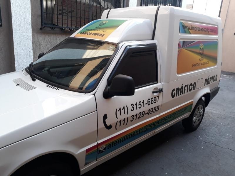 Onde Faz Adesivo para Carros Empresa Itaquera - Adesivo para Logotipo