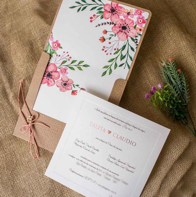 Quanto Custa Impressão para Convites Santa Ifigênia - Impressão para Convites