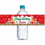 adesivos para garrafa de água
