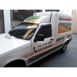 adesivos de empresa para carros Santo Amaro