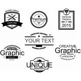 adesivos logotipo de empresa Vila Gustavo