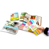 impressão de catálogo Jardim América