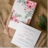 Impressão para Convites