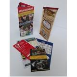impressão flyers preço Alto de Pinheiros