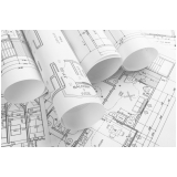 impressão plantas arquitetônicas Aeroporto