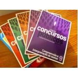 onde faz impressão de apostilas concursos Vila Carrão