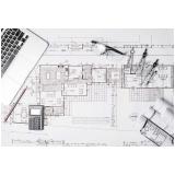 plotagem de projetos e plantas