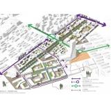 plotagem de projetos e plantas de engenharia cotar Praça da Arvore