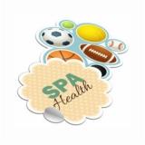 quanto custa adesivo logotipo de empresa Santa Isabel