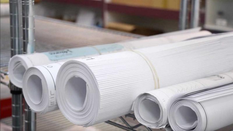 Valor de Impressão Planta Baixa Pari - Impressão Plantas Arquitetônicas
